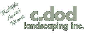 C. Dod Landscaping, Inc.